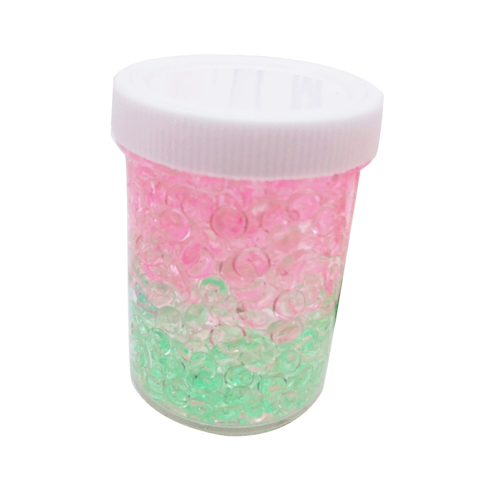 Crystal Mud Play Transparent Magic Plasticine Kid Toys Slime Charms Stress Relief Toy For Children Slime Gift Clay Slime #B