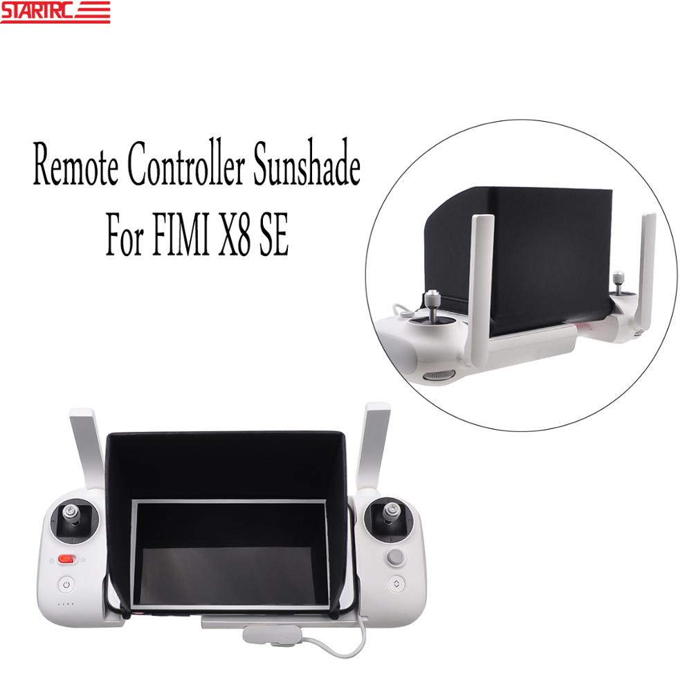 STARTRC FIMI X8SE 2020 Remote Controller Sunshade   Sun Hood 4 7 5 5 inch For FIMI X8SE   A3   MI Drone Accessories