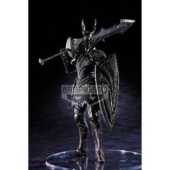 PrettyAngel - Genuine Banpresto SCULPT COLLECTION vol.3 DARK SOULS Black Knight Collection Figure