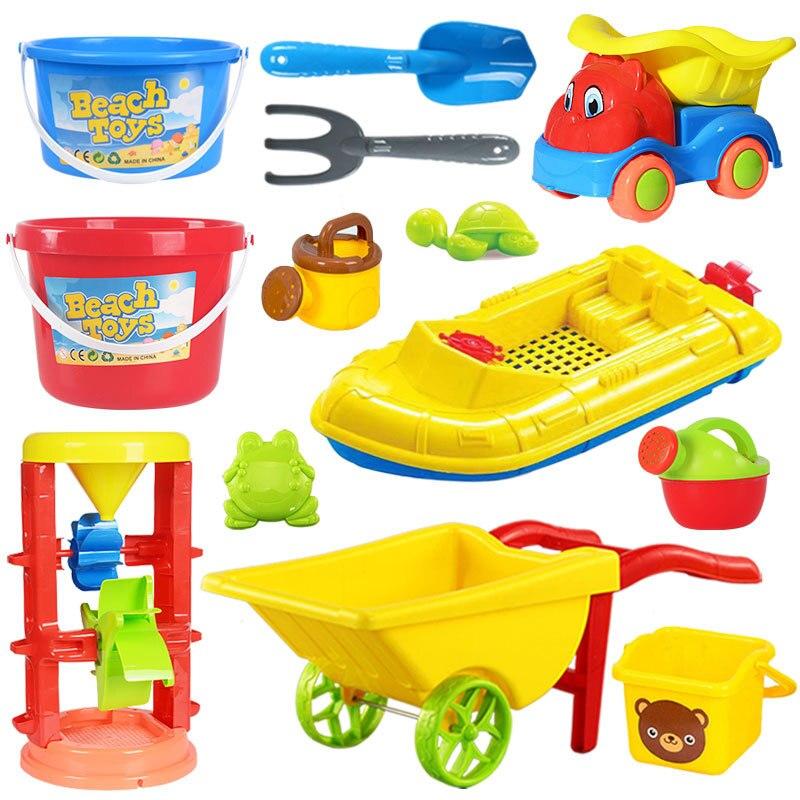 brinquedos de praia bebe macio criancas 01