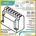 SE-B2 температура PTC. Модуль защиты позволяет избежать повреждения двигателя от высокой температуры при перегрузке или ненормальных работах ...