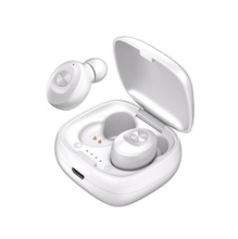 Bluetooth 5.0 XG12 TWS Earphone Stereo Wireless Earbus HIFI Sound Sport Earphones Handsfree Gaming Headset with Mic for Phone