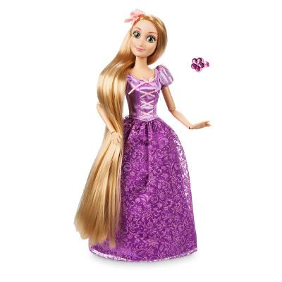 12'' original rapunzel doll Rapunzel Classic Doll  Figure for girls reborn doll baby