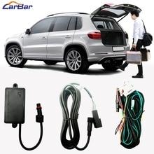 Relearce capteur de coup de pied de coffre activé par un pied pour les volets de levage de porte de queue électriques automatiques intelligents ouvrent la porte de voiture