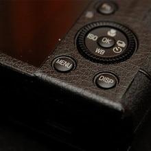 قسط حامي كاميرا غطاء ارتداء حالة لريكو GR3 GR2