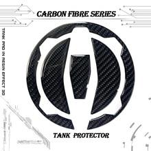 for Kawasaki Z900 Z400 Z650 NINJA 400 650 X300 Motorcycle Carbon Fiber Fuel Tank Cap Sticker Decal is