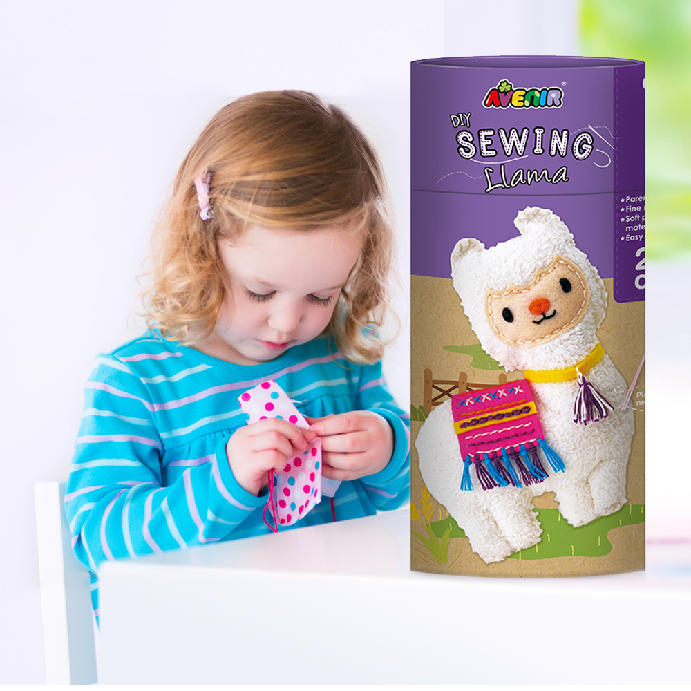 DIY Sewing Children's Crafts