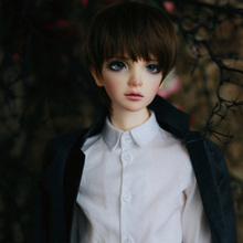 Full Set BJD Male Doll Handsome Teenager 1/3 SD Doll AJEONG Adjustable Joint Christmas Gift Adult Toy nicery 16inch 40cm bjd ball joint doll girl doll full high vinyl christmas toy gift for children white coat little panda doll