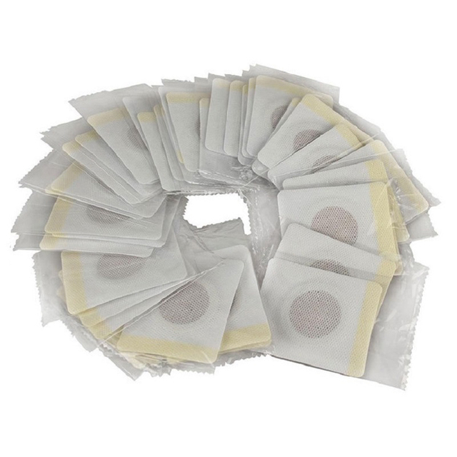 30Pcs Weight Loss Body Shaping Slimming Navel Sticker Stomach Fat Burning Patch Fast Weight Lose Burning Fat Plaster Paste 2