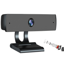 1080P USB2.0 Web Camera Wide Compatibility Auto Focus Computer Laptop Webcams Camera with Noise Reduction Microphone