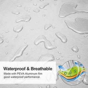Image 4 - Cubiertas universales para todoterrenos, 510x200x180, 190T, resistentes al agua, protección UV contra polvo y lluvia para Toyota Land Cruiser, Tour, Ford Explorer