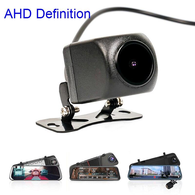 AHD Автомобильная камера заднего вида с 4-контактным разъемом для автомобильного видеорегистратора Автомобильная зеркальная камера 720P/1080P 2,5...