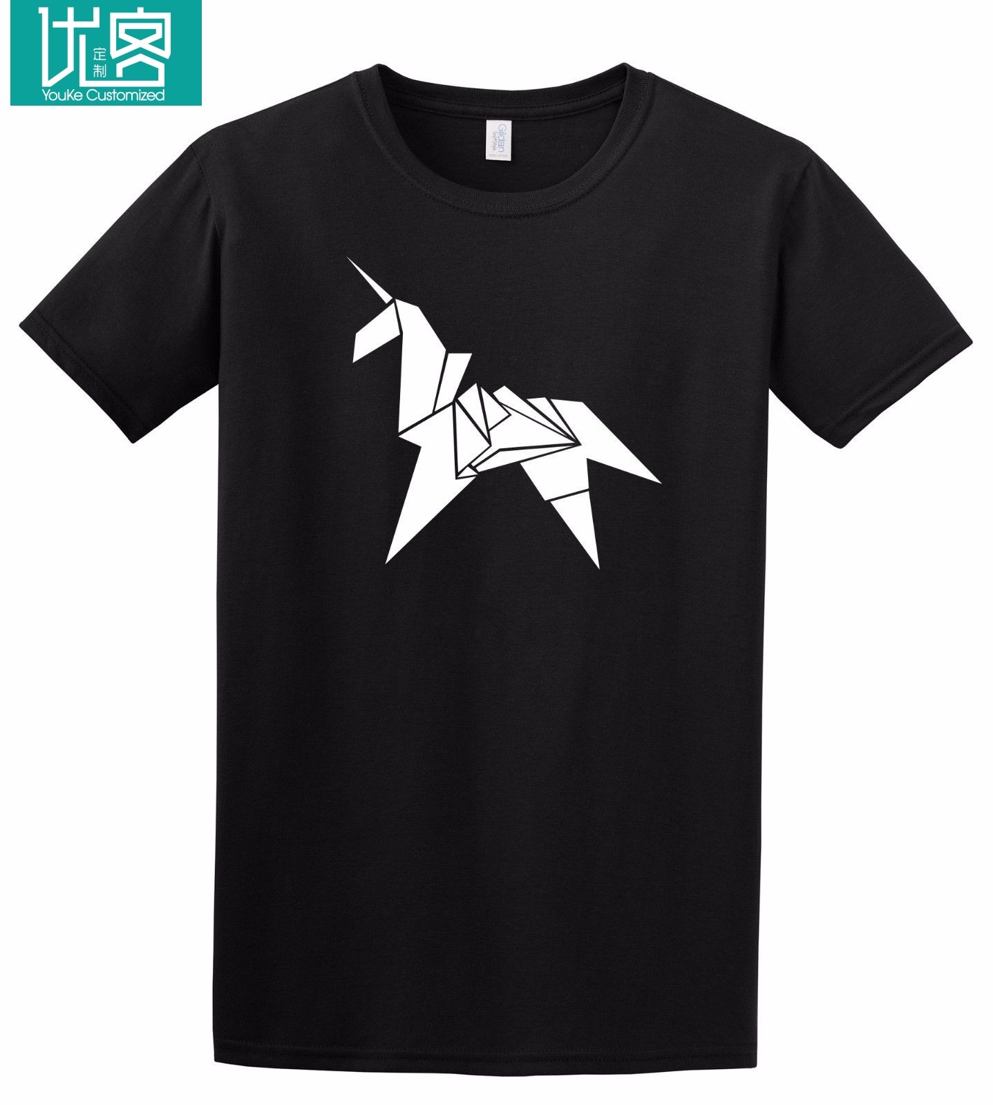 Origami Unicorn - Blade Runner Sci Fi Replicant Film Movie Inspired T-shirt Cool Casual pride tshirt men Unisex New Fashion image
