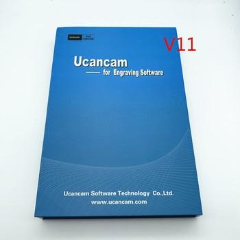 Ucancam Engraving Software V11 (standard version) for CNC Router Engraving