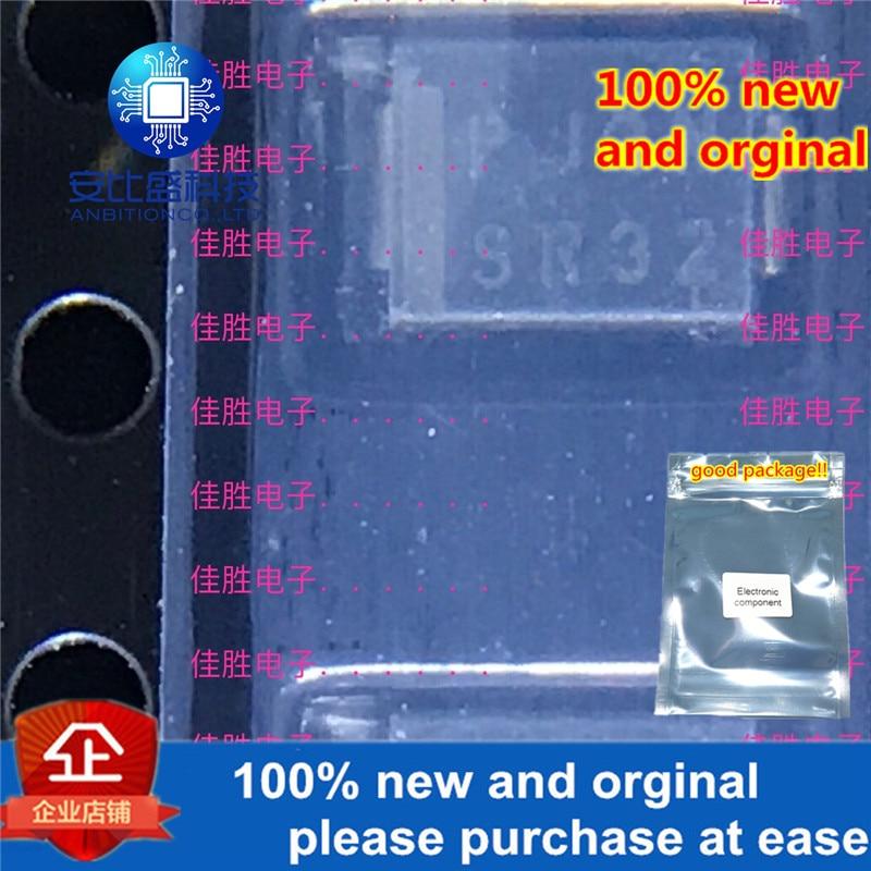 50pcs 100% New And Orginal SR32 3A20V DO-214AA Silk-screen SR32 MINI SURFACE MOUNT SCHOTTKY BARRIER RECTIFIER In Stock