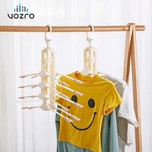 [8 魚の骨] vozro折りたたみ衣類乾燥機の乾燥服タンブル子供屋外吊り洗濯用のハンガーラックスタンド伸縮