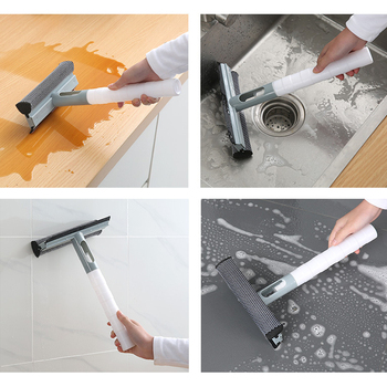 Automatic Rubber Scraper for cleaning Liquid 3