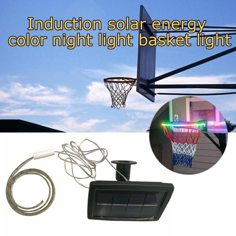 LED Basketball Hoop Lights 1