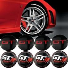 Für Lexus GS300 350 430 RX270 300,330 350 400 450 nx200t Infiniti G35 G37 G20 qx56 Hub Cap Label Dekorative GT Ring Aufkleber