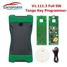 EEN + Tango Key Programmeur V1.111.3 OEM Tango Auto Key Transponder Met Alle Software TANGO Key Maker Code Calculator Voor multi Cars