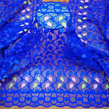 2.5 metros nova chegada africano bazin riche tecido com contas bordado rendas/bazin riche vestido material nigeriano 9l062502