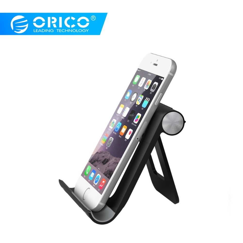 ORICO Mobile Phone Holder Tablet Phone Stand 360 Degree Adjustable For IPhone 8 X 7 Samsung Xiaomi Universal Desk Phone Base