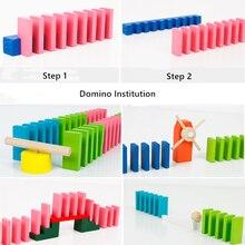 13 шт., деревянные блоки домино, игрушки для органов, Наборы кубиков домино, обучающие игры домино, детские игрушки