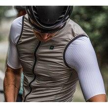 2021 outono qualidade superior pro equipe leve à prova de vento ciclismo gilet ciclismo colete vento 2.0 ciclismo outwear