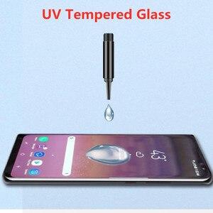 Прозрачное изогнутое закаленное УФ-стекло с полным покрытием клея для Huawei Mate 30 20 Pro P30 20 Pro Lite Mate 20 lite 5D RS защита для экрана
