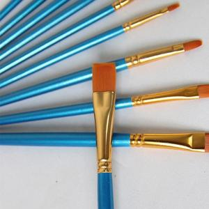 Image 3 - 10 pcs Round Pointed Pen Drawing Art Pen for Sketched Lines Paint Oil Painting For Tainted Frame DIY Painting By Numbers