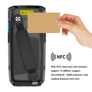 Image 5 - PDA 80T Portable PDA Android Terminal Honeywell Barcode Scanner 1d Laser 2d QR Handheld Data Collector Device with WIFI 4G NFC