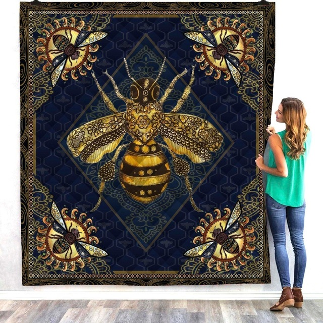 Dropshipping-Butterfly-Bee-Print-Quilt-For-Kids-School-Adults-Bed-Soft-Warm-Thin-Blanket-Cotton-Quilt.jpg_640x640 (2)
