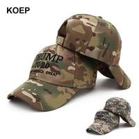Дональд Трамп 2020 кепки США бейсболка s Keep America Great Snapback President Hat 2D Вышивка CP ACU оптовая продажа Прямая доставка