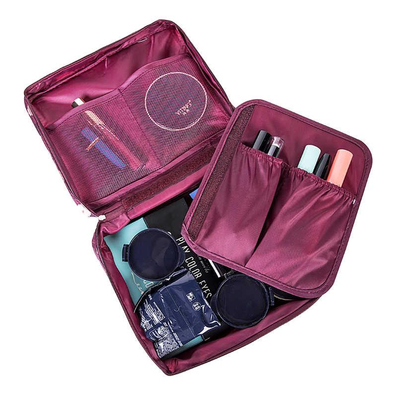 BAKINGCHEF-sacs de voyage pour femmes, maquillage de beauté, sac à main de rangement pour produits cosmétiques, mignon pour dames, pochette pour accessoires
