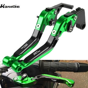 For Kawasaki VERSYS 650 VERSYS650 2009 2010 2011 2012 2013 2014 Motorcycle brake lever CNC Adjustable Brake Clutch Levers Handle
