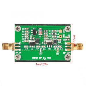 Image 3 - 2MHz 700MHZ 3W HF VHF UHF FM Transmitter Broadband RF Power Amplifier For Radio 35dB Gain Professinal Audio AMP