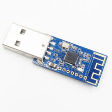 NRF24LU1 2,4 GHz 1mW USB Wireless Daten Transceiver Modul 94dBm 100m