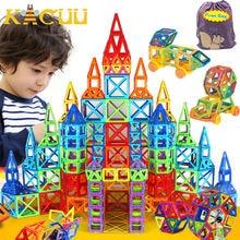 Мини магнитные блоки строительные игрушки Магнитный конструктор