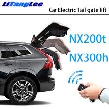 LiTangLee Car TAIL Gate Lift Trunk ด้านหลังประตู Assist ระบบสำหรับ Lexus NX AZ10 NX200t NX300h 2015 ~ 2020 รีโมทคอนโทรล