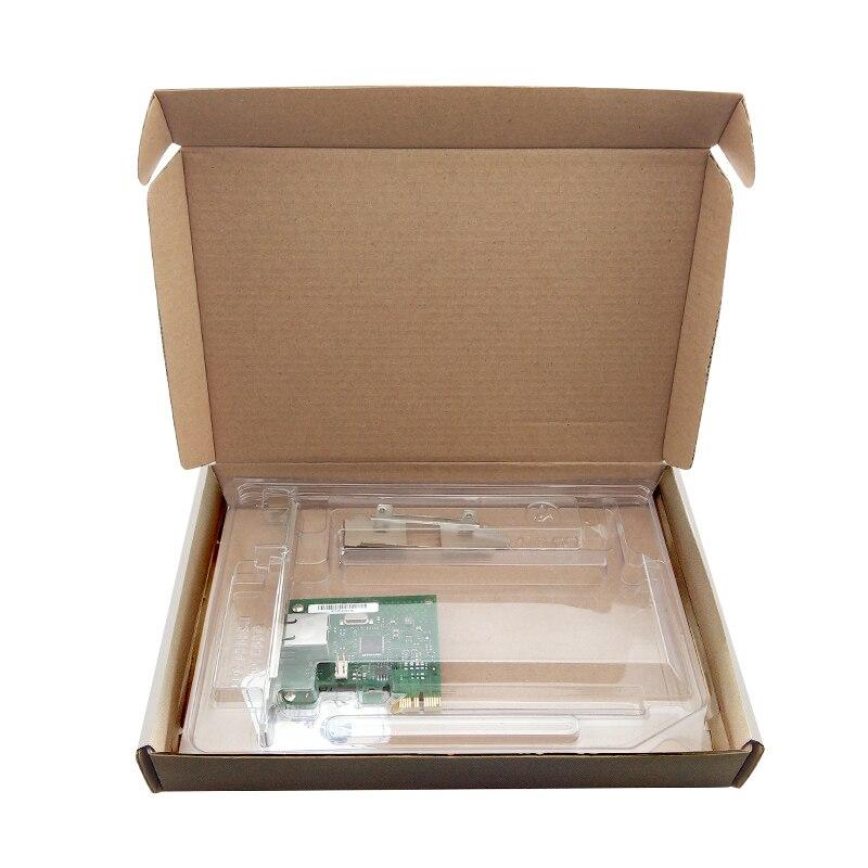 I210 Ethernet Server Adapter  ,Intel I210 Chip PCIe2.1 X1 RJ45 Single port 1000M 5