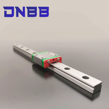 MGN7 MGN9 MGN12 MGN15  200 400 500 800mm miniature linear rail slide 1pc MGN linear guide 1PC MGN Block for CNC FA 3d printer. cnc part 15mm linear rail guide mgn15 length 450mm with mini mgn15h c linear block carriage miniature linear motion guide way