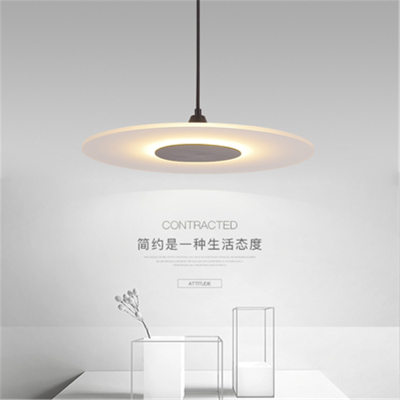 Creative Personality Romantic Universe Song Modern Minimalist Pendant light Living Room Study Dining Room Bedroom pendant light image