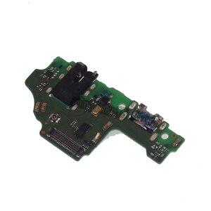 Image 5 - USB プラグの充電器ボード Huawei 社の名誉 8X マイクモジュールケーブル Huawei 名誉 8X 電話の交換修理部品