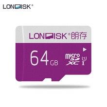 Londisk новинка сертифицированная карта памяти настоящая емкость Micro SD 128 Гб 600X 8 Гб 16 Гб 32 Гб 64 Гб 128 Гб класс 10 UHS-1 Micro SD карта