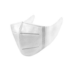 Image 2 - In Voorraad Nieuwe Youpin Airpop Kinderen Masker Kid Maskers Anti Fog Masker Bescherming Ademend Air Slijtage Gezicht Masker Jongens meisjes 10 Pcs