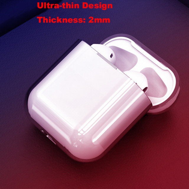 Funda protectora para Airpods 1/2 con Bluetooth para auriculares Air pods pro cases Caution Monkey auto