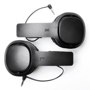Image 5 - 1 paio di giochi VR cuffie chiuse per Oculus Quest 1/ Rift S/ PSVR cuffie VR separazione sinistra destra auricolari cablati accessori