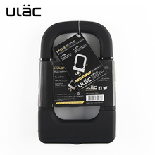 цена на 4 Colors ULAC Bike Lock With 3 Keys Security Anti-theft Bicycle Lock Magnesium Alloy Strong Padlock for Bicycle Motorcycle