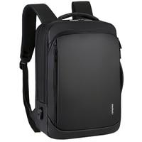 Litthing Laptop Backpack Mens Male Backpacks Business Notebook Mochila Waterproof Back Pack USB Charging Bags Travel Bagpack