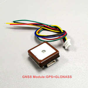 Glonass-Module Receive-Antenna Neo-M8n-Solution GNSS Ttl-Level-Gg-1802 GPS Small-Size
